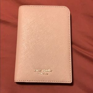 When you Kate spade passport holder.